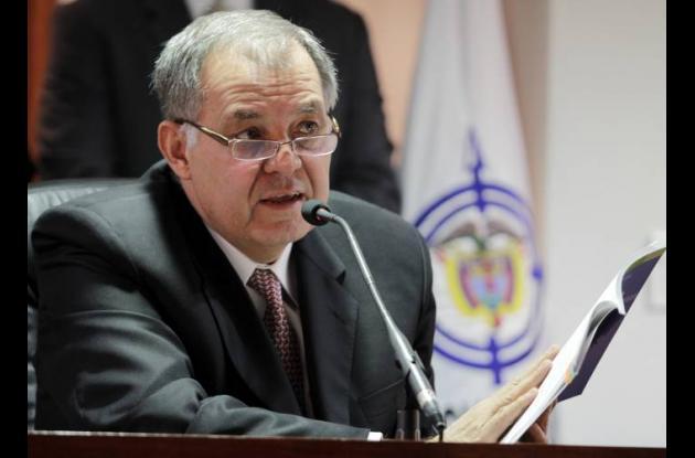 Alejandro Ordóñez, procurador general de la Nación.