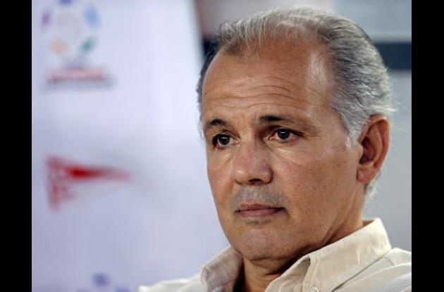 Alejandro Sabella, nuevo técnico de Argentina