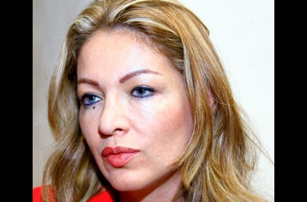 Alexandra Moreno Piraquive.