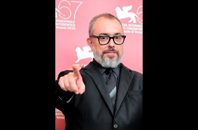 Alex de La Iglesia, director de cine español.