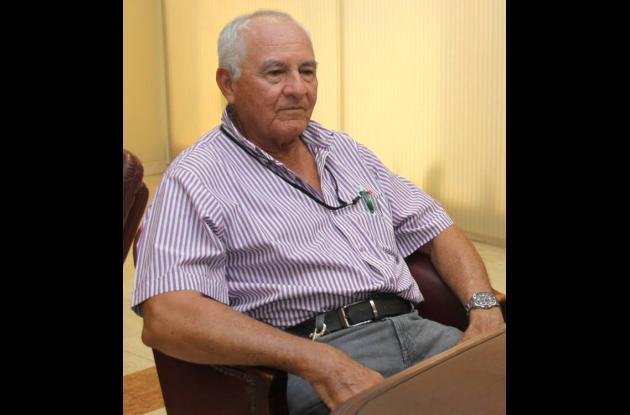 Alfredo Pineda Corena, presidente de la Junta Directiva de la SIAB.