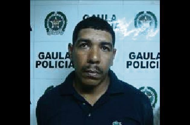 "Erick Fabián Vivanco Caraballo, alias ""el Meque""."