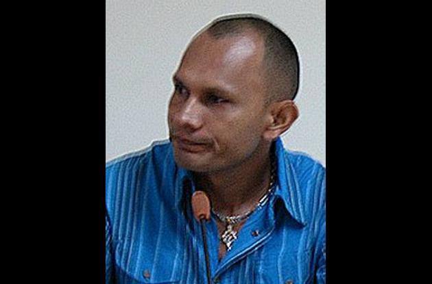 Eugenio José Reyes, alias 'Orejita' o 'Geño'