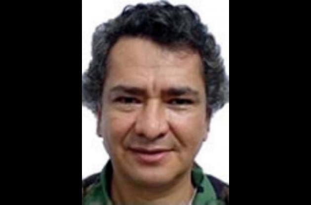 Milton Sierra Gómez, alias 'Jota jota'.