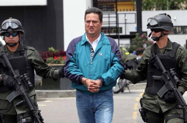 """Carlos Arturo Patiño Restrepo, alias """"Patemuro"""""""