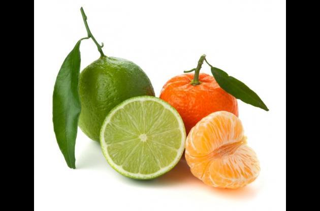 El limón y la mandarina