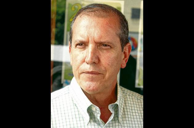Álvaro Durán Monterroza, gerente de Metrosabanas.