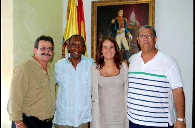 Distrito de Cartagena prepara homenaje a Antonio Cervantes Kid Pambelé.
