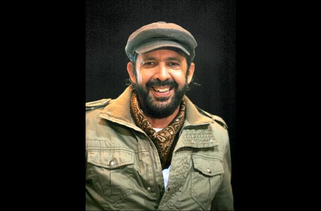 El cantante Juan Luis Guerra.