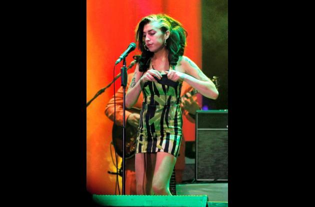 Amy Winehouse fue hallada muerta este sábado en su apartamento en el norte de Lo