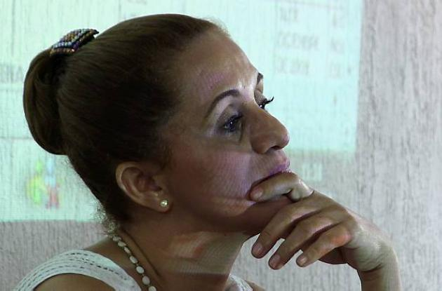 Ana Regina Güette Herrera.