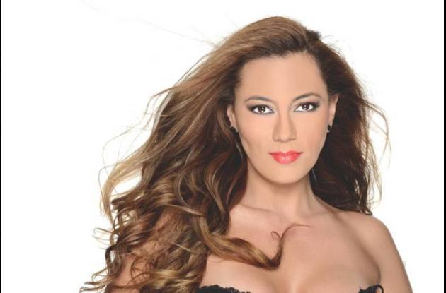 Andrea Guzmán, actriz.