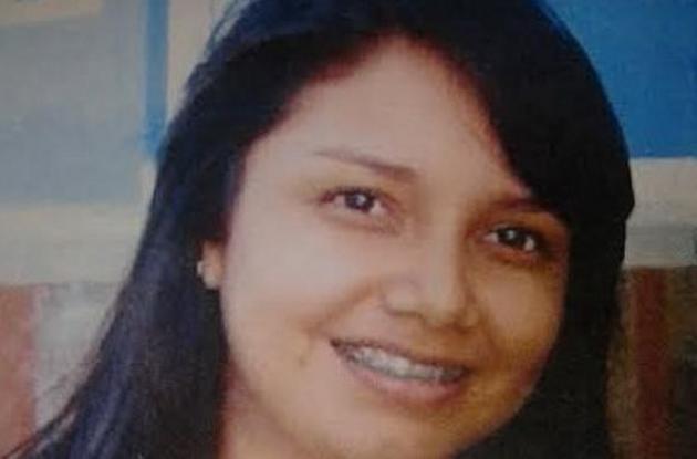 Andrea Hernández, desaparecida.