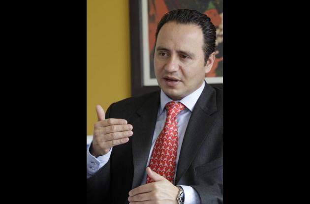 El presidente ejecutivo de la Federación Nacional de Avicultores de Colombia, Fe