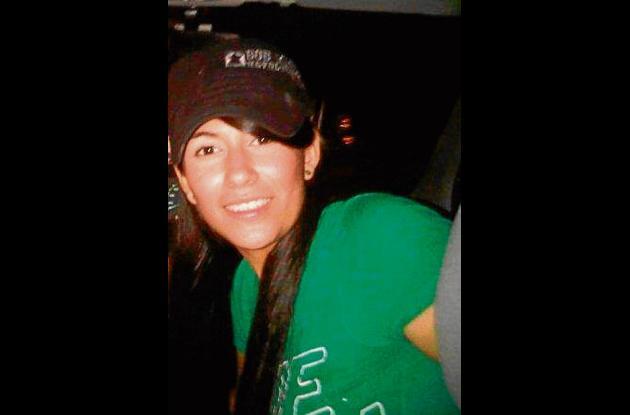 Angélica Gutiérrez Marín, víctima.