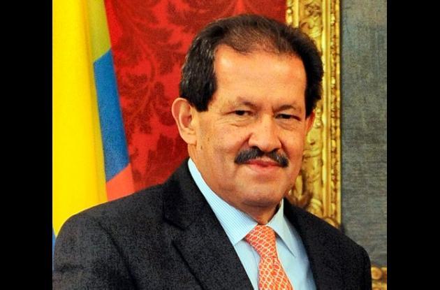 Angelino Garzón, vicepresidente de la República.