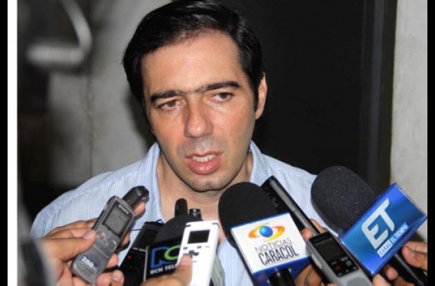 Antonio Char, presidente de la junta directiva de Junior de Barranquilla.