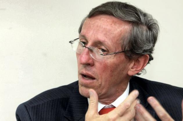 Antonio Navarro Wolff, presidente de la Asamblea Nacional Constituyente.