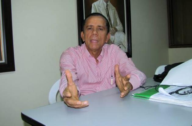 Antonio Cantillo Bustillo