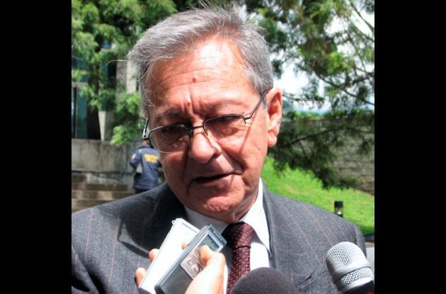 El general (r) Jesús Armando Arias Cabrales.