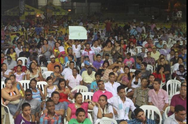 Festival Bolivarense del Acordeón