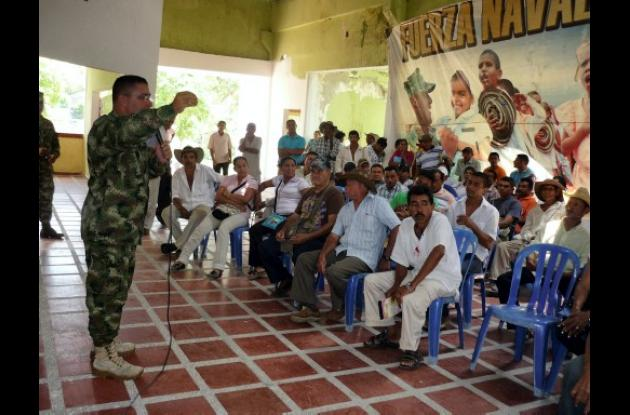 Asociación de Líderes Campesinos de Los Montes de María.