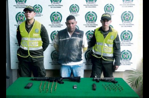 """Daniel Cardona Robles, alias """"Dany"""", capturado"""