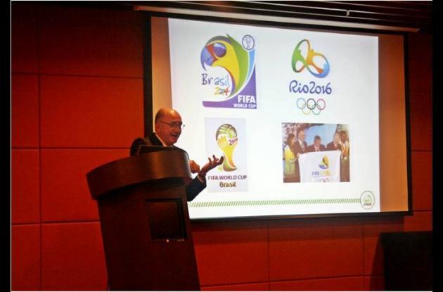 Arnaldo Nardone, presidente del ICCA.