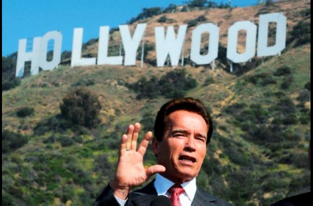 Arnold Schwarzenegger, actor.