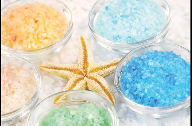 La aromacolorterapia