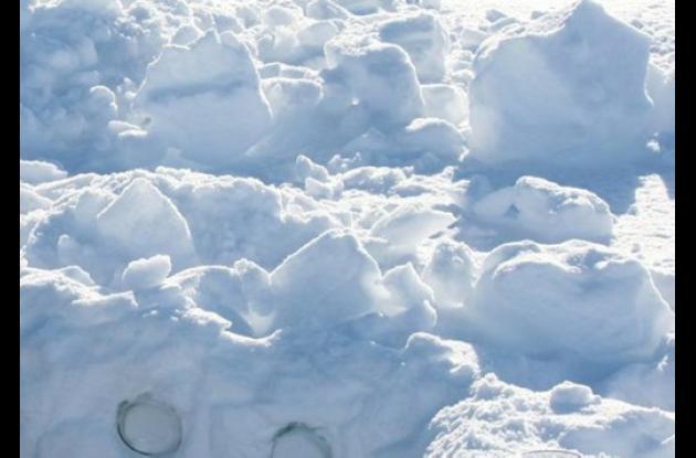 Se deshiela el Ártico.