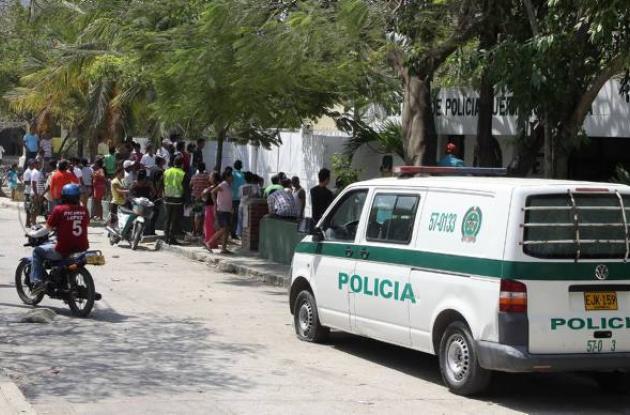La noticia del robo del Banco Agrario conmocionó a la comunidad