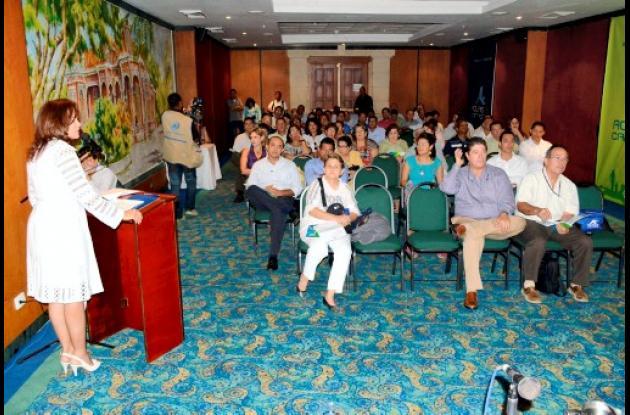 Asamblea de accionistas de Aguas de Cartagena.