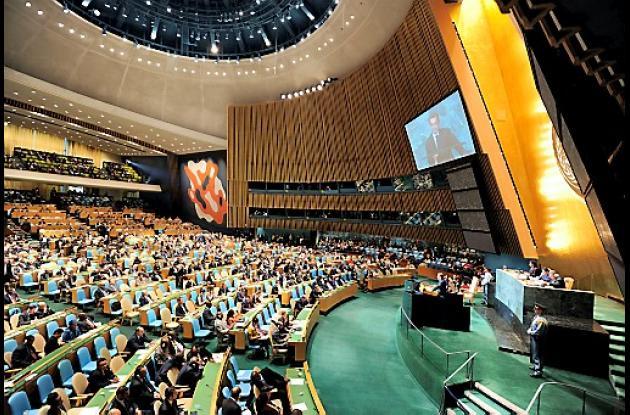 Asamblea General de la ONU, enfocada en la solicitud palestina de ingreso a la O