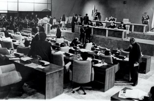 Asamblea Nacional Constituyente: 20 años después.