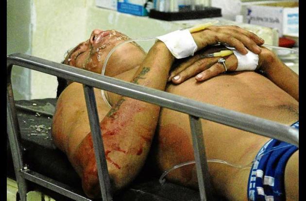 Osneider Obeth Ortega Guerrero, asesinado.