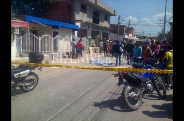 asesinato en san fernando mototaxistas