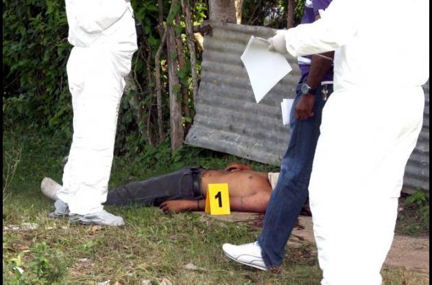 Asesinato del joven Elvis Arturo Tovío Lobo