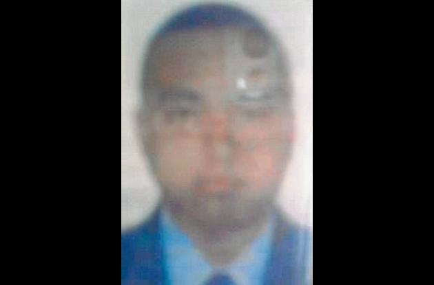 Nicolás Pineda Guzmán, muerto.
