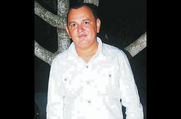 Alberto Antonio Meza Pérez, muerto.