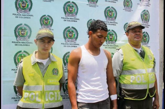 El asesino, de 19 años, fue capturado por la Policía y asegurado por el delito d