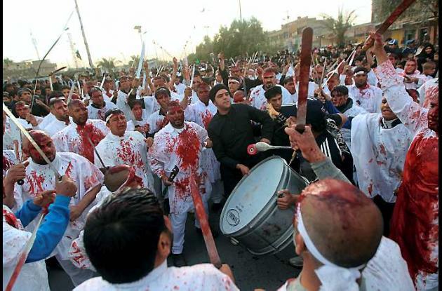 Los atentados contra peregrinos ocurrieron en plena celebración del Ashura, una