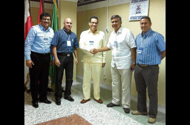 Miembros de la Asociación Colombiana de Infectología de la Región Caribe