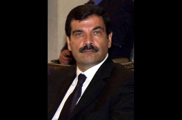 Assef Chawkat, cuñado del presidente sirio Bashar al Asad
