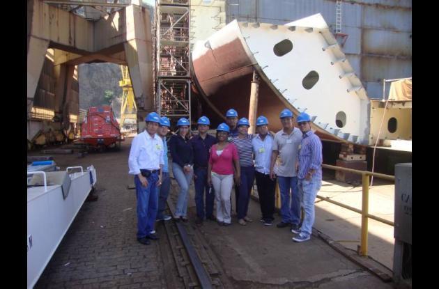Maestría en Ingeniería Naval y Oceánica de la Universidad Tecnológica de Bolívar