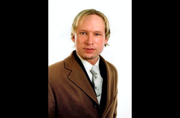 Anders Behring Breivik, de 32 años,  es el sospechoso de haber causado la masacr