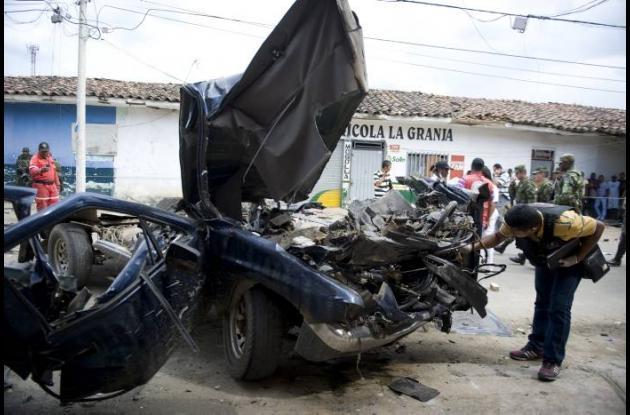 Chile se une a la condena mundial por los atentados en Tumaco y Villa Rica.