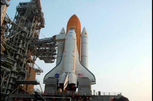 Atlantis, último transbordador que EEUU manda al espacio.