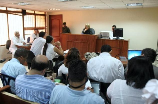 fiscalia alcaldesa cartagena judith pinedo laguito dann