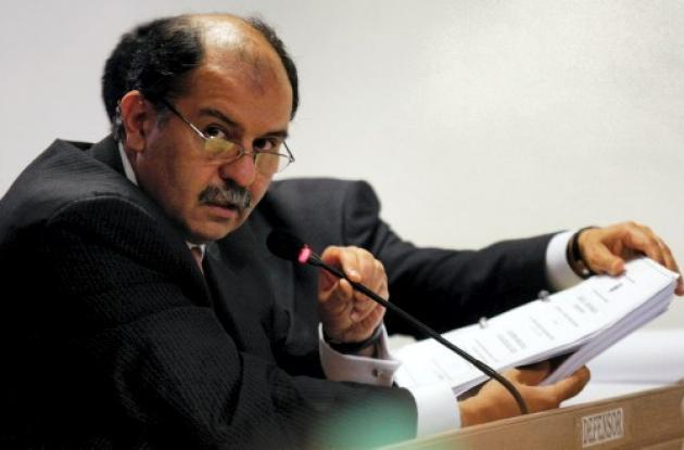 José Miguel Narváez, ex subdirector del DAS se queda sin abogado.